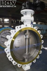 Triple Eccentric Lug Butterfly Valve pictures & photos