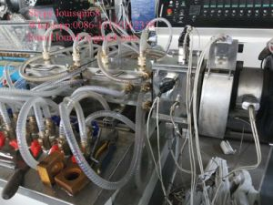 Plastic PVC Electric Conduit Pipe Extrusion Line pictures & photos