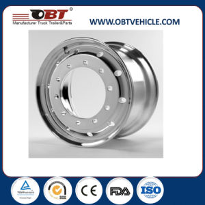Obt Advanced Aluminum Rim Wheel with Cheap Price pictures & photos
