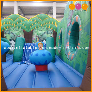 Customized Inflatable Paradise Bouncers Toy (AQ1370) pictures & photos