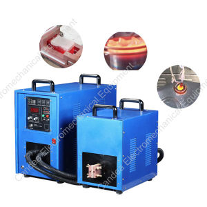 Low Price High Frequency portable Induction Heating Machine pictures & photos