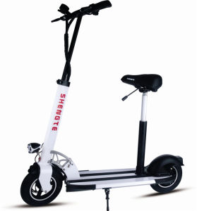 New Design Scooter Motorcycle Electric Scooter pictures & photos