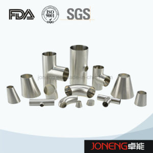 Stainless Steel Food Grade Welded Tube Pipe Fitting (JN-FT1005) pictures & photos
