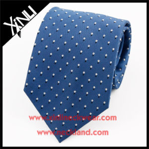 Handmade 100% Silk Jacquard Woven High Neckties Quality pictures & photos