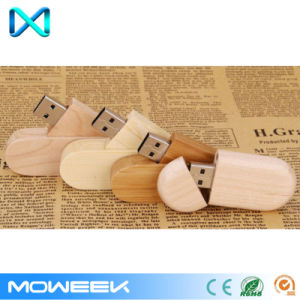 Comany Gift Wooden USB Stick Bamboo USB Flash Drive pictures & photos