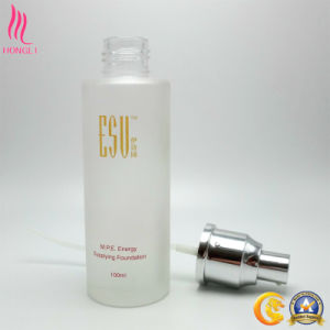 100ml Frosted Glass Spray Bottle with Logo Printed pictures & photos