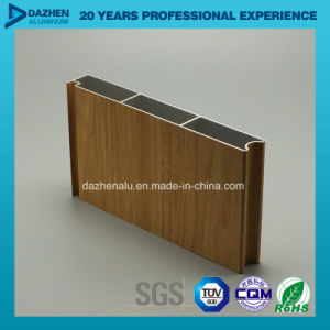 Aluminium Profile for Kitchen Cabinet Handle Brush Glossy Matt Silver Anodized pictures & photos