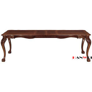 Carved Dining Table Wooden Furniture pictures & photos