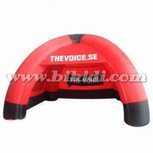 Red Inflatable Spider Dome Tent to UAE K5144 pictures & photos