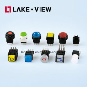 Illuminated Pushbutton Switches (Lock and un-locked type) pictures & photos