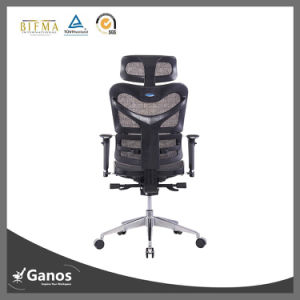 High-Tech Comfortable Ergonomic Office Chair with Lumbar Support pictures & photos