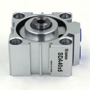 Dopow Sda Series Compact Pneumatic Cylinde (SDA23-30) pictures & photos