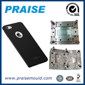 Quality Mobile Phone Case Plastic Injection Mould Pieces Production pictures & photos