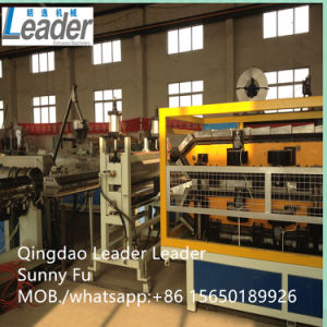 Polycarbonate PC Hollow Sheet Solid Sheet Extrusion Line pictures & photos