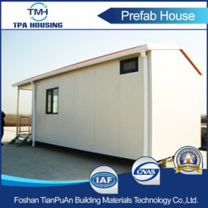 Small Size Steel Frame Prefab House for House Kit pictures & photos
