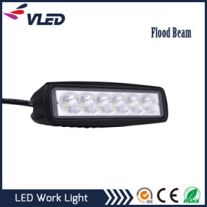 6 Inch 18W Bridgelux LED Driving Light Work Light with 1080lm pictures & photos