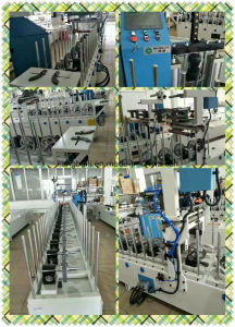 High Quality Pur Profile Laminating Wallbaord Decorative Woodworking Machine Supplier pictures & photos