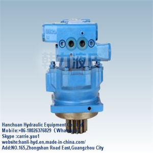 Eaton Hydraulic Rotary Swing Motor for Wheel Excavator (Eaton 104-6447-005) pictures & photos