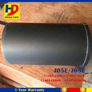 Cylinder Liner J05e for Hino Liner Kit (11467-2601) pictures & photos