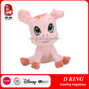 Pink Cartoon Pig Plush Stuffed Soft Toys pictures & photos