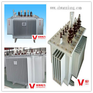 S11-1000kVA Electric Power Transformer/Oil Immersed Transformer pictures & photos