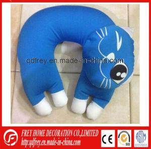 Hot Sale Plush Cat Toy of Cat Neck Cushion