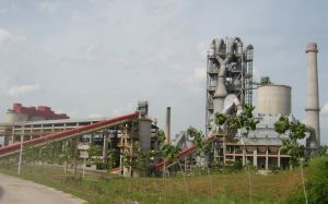 Dry Process Cement Rotary Kiln Production Line pictures & photos