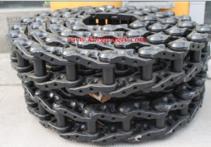 Kobelco Track Link Assy Track Chain Assembly for Excavator Spare Parts and Mining Euipment
