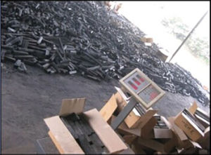 Reusable Bamboo Charcoal Commercial Activated Burning Time 4-6 Hours BBQ with High Quality pictures & photos