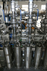 Automatic Cooking Oil Filling Machinery with Ce Certificate pictures & photos