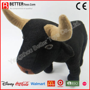 Cuddle Stuffed Animal Soft Toy Plush Buffalo for Baby Kids pictures & photos