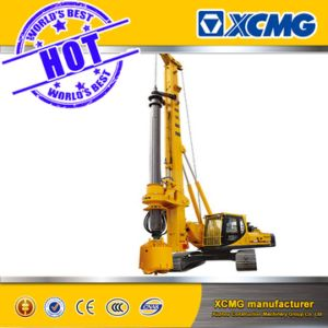 XCMG 2017 Professional Xr220dii Piling Machine Crawler Rotary Drilling Rig pictures & photos