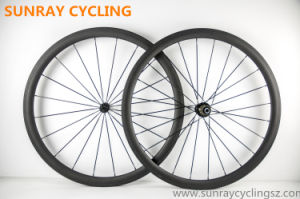 Carbon Bicycle Wheels 38mm Carbon Wheels for Road Bike pictures & photos