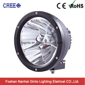 45W 7inch CREE 4X4 Spot Driving Light (GT6606-45W) pictures & photos