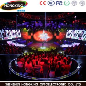 P3.91 Aluminum Die-Casting Stage Rental Indoor LED Display Screen pictures & photos