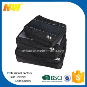 4PCS Value Set Nylon Waterproof Travel Organizer Packing Cubes pictures & photos