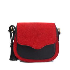European Style Women Saddle Crossbody Bags pictures & photos