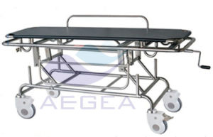AG-HS014 Ce ISO Qualified Ambulance Emergence Hospital Stretcher Prices pictures & photos