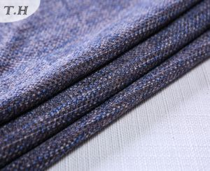 Linen Fabric for Chairs and Sofas Soft and Fashiono pictures & photos