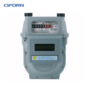 G4.0 Aluminum Case IC Card Diaphragm Gas Meter pictures & photos