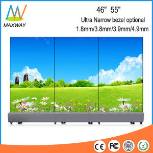 55 Inch Narrow Bezel LCD Video Wall Display Screen with Controller pictures & photos