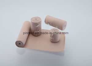 Disposable High Elastic Bandage, Cotton and Polyester pictures & photos