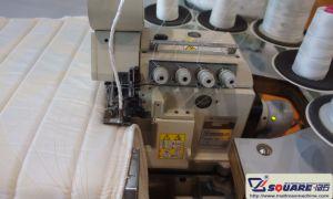 Pegasus Overlock Machine for Mattress Flanging Machine pictures & photos