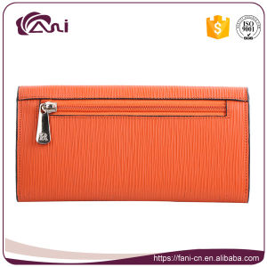 China Handmade Envelope Leather Wallet Purse for Sale pictures & photos