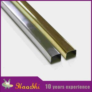 Quality Assured Stainless Steel Tile Trim pictures & photos