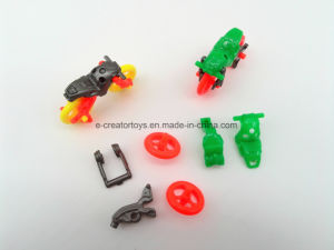 Gliding and Deformation Motorcycle of DIY Assembly Toy for Children pictures & photos