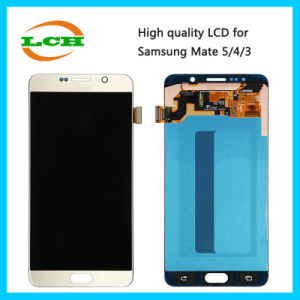 Replacement Touch Screen Digitizer LCD for Samsung Mate 5/4/3 LCD pictures & photos