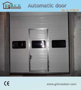 Ral High Quality Automatic Section Garage Door pictures & photos
