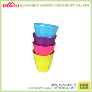 Colorful BPA Free Unbreakable Melamine Juice Cup pictures & photos