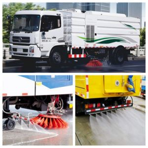 Dongfeng Tianjin Sweeper for Sale pictures & photos